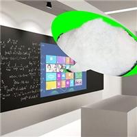 Low reflection glass frosting powder