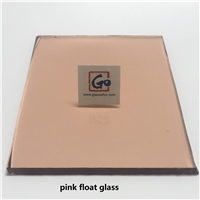Pink Float Glass