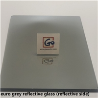 Grey (euro grey)  reflective glass