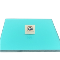 Laminated Safety Glass(Dark/ Ford Blue,French/Dark Green PVB)