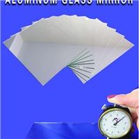 1mm clear sheet aluminum mirror