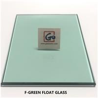 8MM F-GREEN FLOAT GLASS