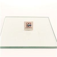 Clear Laminated Glass 0.38MM PVB