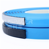 Truspacer sealing spacer for IG warm edge flexible sealing spacer for insulting glass