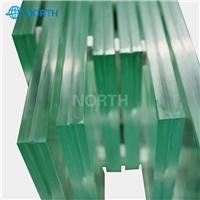 China manufacture decorative tempered laminated glass price
