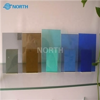 4mm,5mm,6mm Reflective Coating Glass Color Mirror Glass