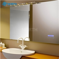 Ocean Blue Mirror Coating Glass Reflective Glass made in China