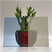 Blue (dark blue/ flord blue) Reflective Float Glass