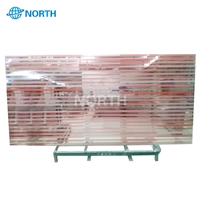 4-12mm New Decorative Color Patterns Painted Screen Printed Glass