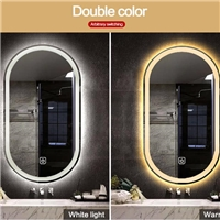 LED smart mirror