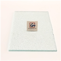4mm--6mm Clear Pattern Glass High Quality