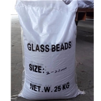 High reflective Glass beads BS6088A for Road marking