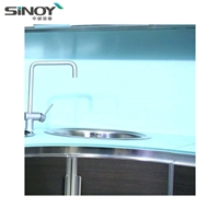 Top Quality Lacquered Glass for kitchen Interior Decoration