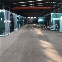 10mm    clear float glass from Weina Glass with high light transmittance