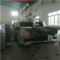 CNC glass drilling and Milling Machine