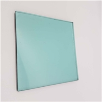 4mm Light green float glass/French green float glass