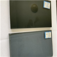 grey float glass