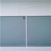 crystal grey float glass