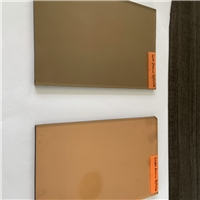 Euro Bronze Recflective Glass;Golden  Bronze Reflective glass