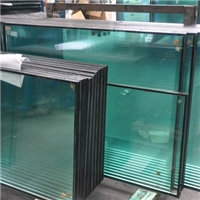 4mm low e laminated glass
