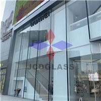 Specialist of jumbo glass panel for Shopfront, Showroom, Lobby etc.