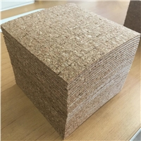 Protective cork pads cork separator sticky glass handling transport cork gasket from factory directly