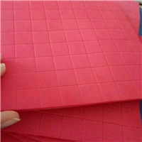 18*18*3mm colorful glass protector rubber eva pads from China factory directly