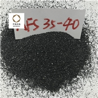 factory supply Foundry Chromite Sand AFS40-45