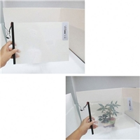 Hight Quality Good Price Electric Intelligent Self Adhesive Switchable Transparent Privacy Smart PDLC Magic Film  with Cheap Price