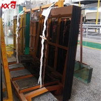 High Quality 13.52mm Bronze Brown Tinted Tempered Laminated Glass Manufaturer