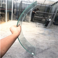 Bent glass price with Best high quality