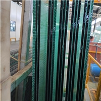 factory price tempered Laminated Glass,polished edge,Screen printing non-slip,wall,door,window