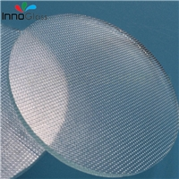 Production low iron Tempered glass of solar panel grained glass