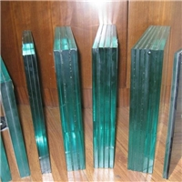 Bullet-proof stain table-tops laminated glass and High tempered for building