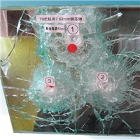 Safety bullet-proof Glass