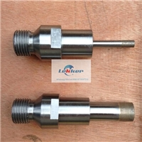 Brazed Core Drill Bits,High Drilling Speed Diamond Thread Drill Bits for Glass Drilling,Drill bit,Glass Diamond Drill Bit,Drill Bit for Hole Drilling,