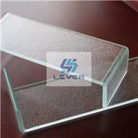 U shape tempered glass,U shape sandblasting/sandblasted glass,Enameled glass with U shape,Ultra U shape clear glass,Stained/Color/Clear float glass with U shape