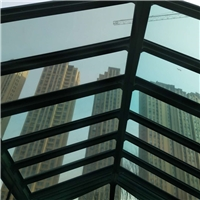 thermochromic-Self tinting Glass dynamic self-tint glass thermochromic glass