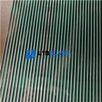 Aluminum Railing glass