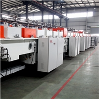 Magnetron Sputtering Glass Coating Production Line