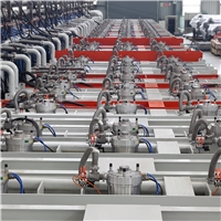 Magnetron Sputtering Glass Coating Machine