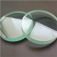 Factory sale glass 3mm thick frosted price light cover