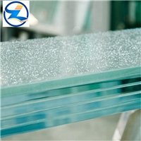 Safety Laminated glass for commercial building