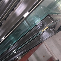 Insulated glass window door building glass