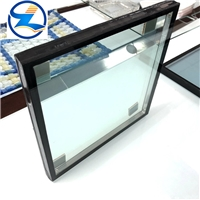 Building Low E Double Triple Glazed Insulating Glass