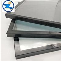Single Double Triple Silver Low E Glass Bendable Low Emissivity