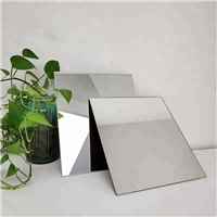4mm 5mm 6mm violet mirror glass sheets for decorative mirror, building mirror,furniture mirror