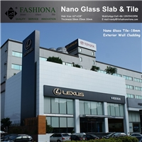 Nano Glass  Exterior Cladding
