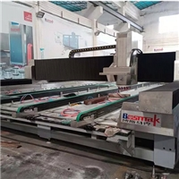 hot sales  CNC Glass Processing Machine for  Polishing Milling Notching Drilling Processin