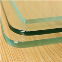 Color tempered glass insulated glass for building